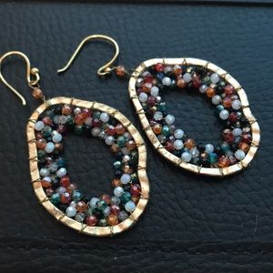 Jewelry - Gorgeous multicolor earrings